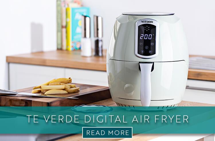 Sage Green Air Fryer