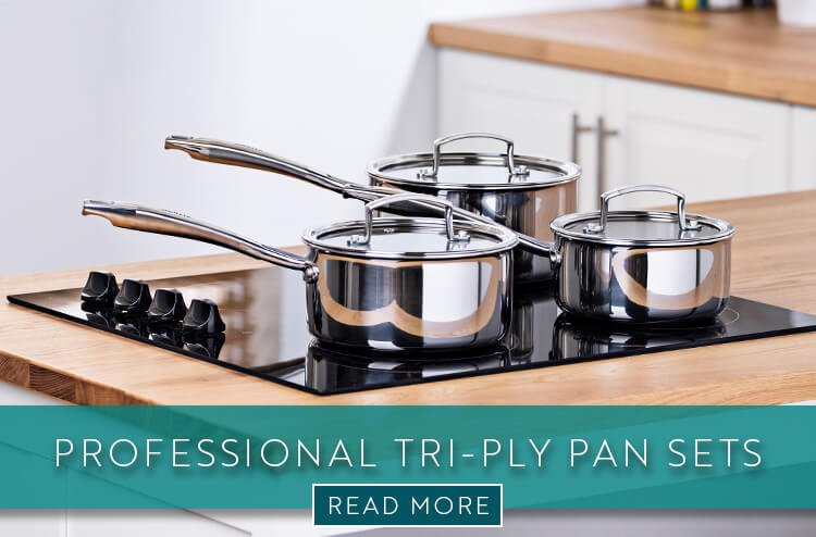 Professional Pan Set