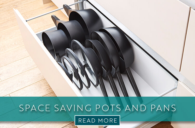 Space Saving Pan Set