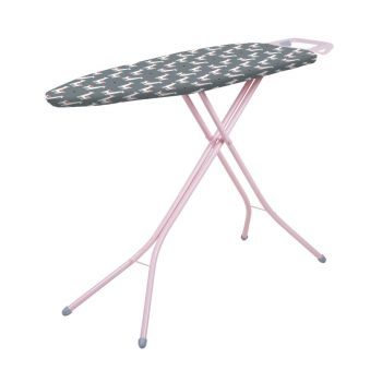 Minky Llama Pink Limited Edition Ironing Board