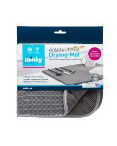 Minky Anti-Bacterial Drying Mat