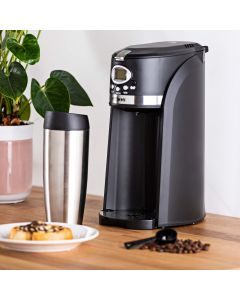 Vitinni Bean to Cup Coffee Maker with On the Go Travel Mug